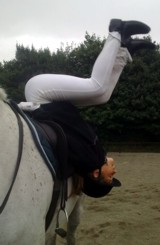 Riding Exercises with Vittoria